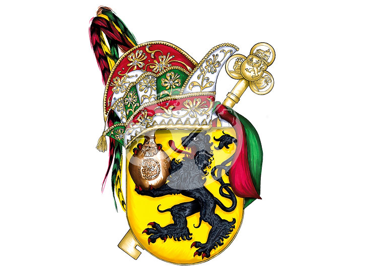"""Fastelovendshüte """"Prinz Frechen"""""""
