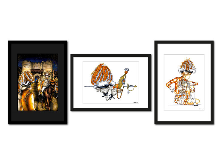 """Collection """"Appelsine Funke"""""""