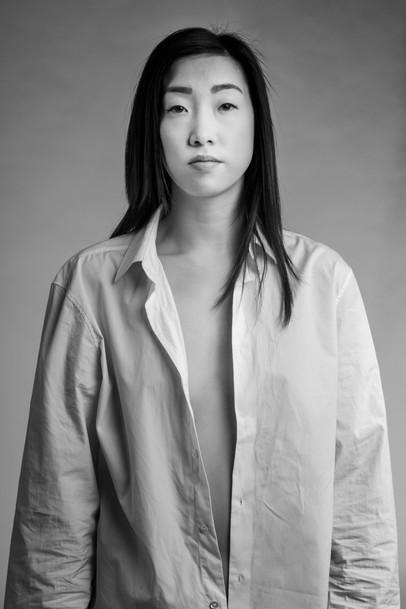 Model Anita Luuly Truong