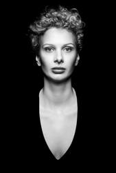 Photo by Minna Lehtola, model Martta Rebekka, muah Antsu Laine