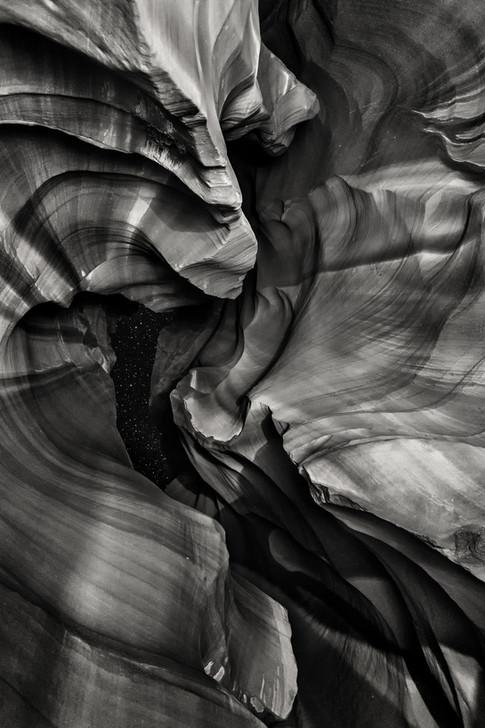 Stone swirl