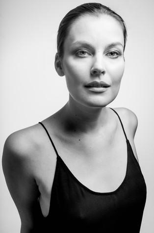 Model Katariina Havukainen