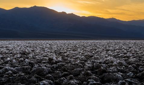 Devils Golf Course, Death Valley, 2015