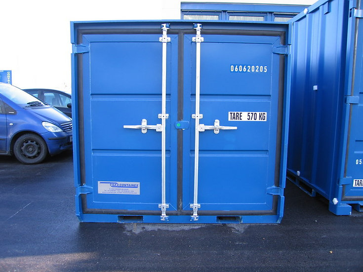 NEW 6FT SHIPPING CONTAINERS AVAILABLE
