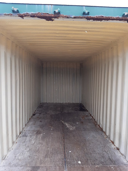 CR-308 20FT USED SHIPPING CONTAINER