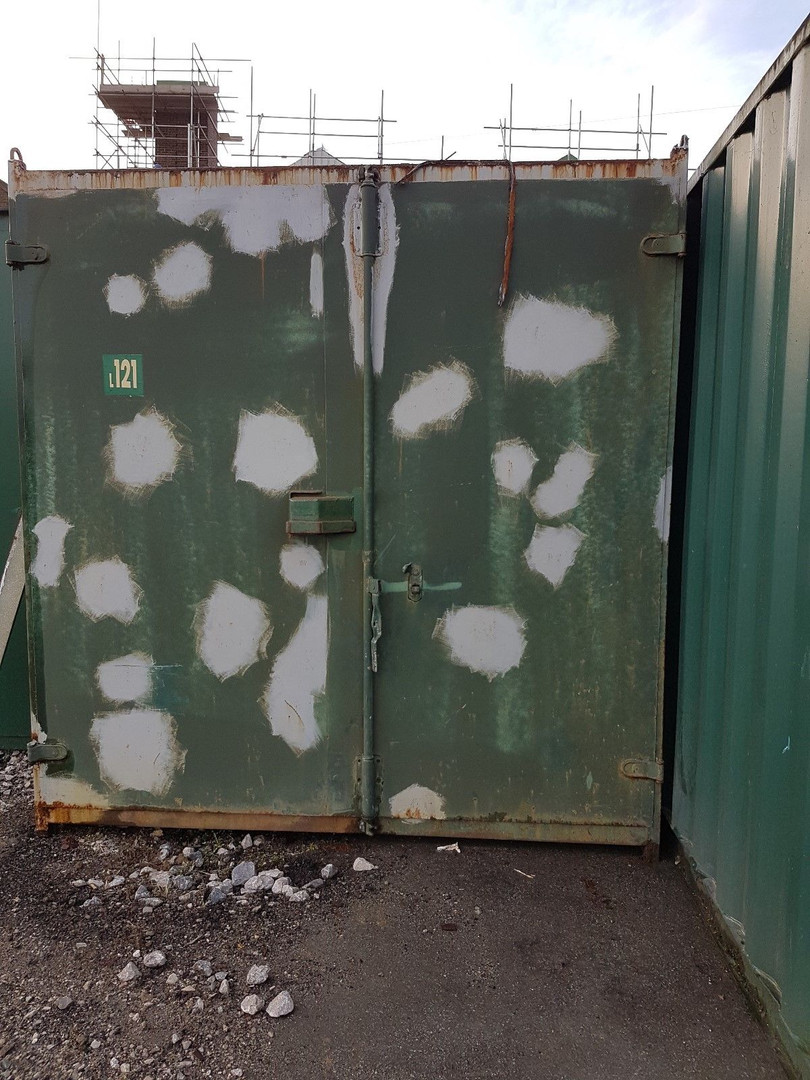 used shipping container for sale