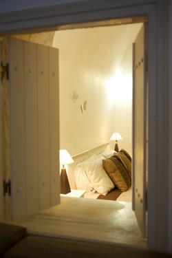 Master bed window