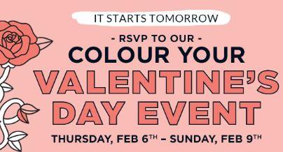 2020 - NYC- Événement USA (181 boutiques) & CANADA (44 boutiques) - Saint-Valentin