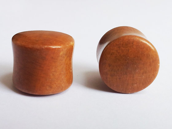 Wood Grain stone Plug