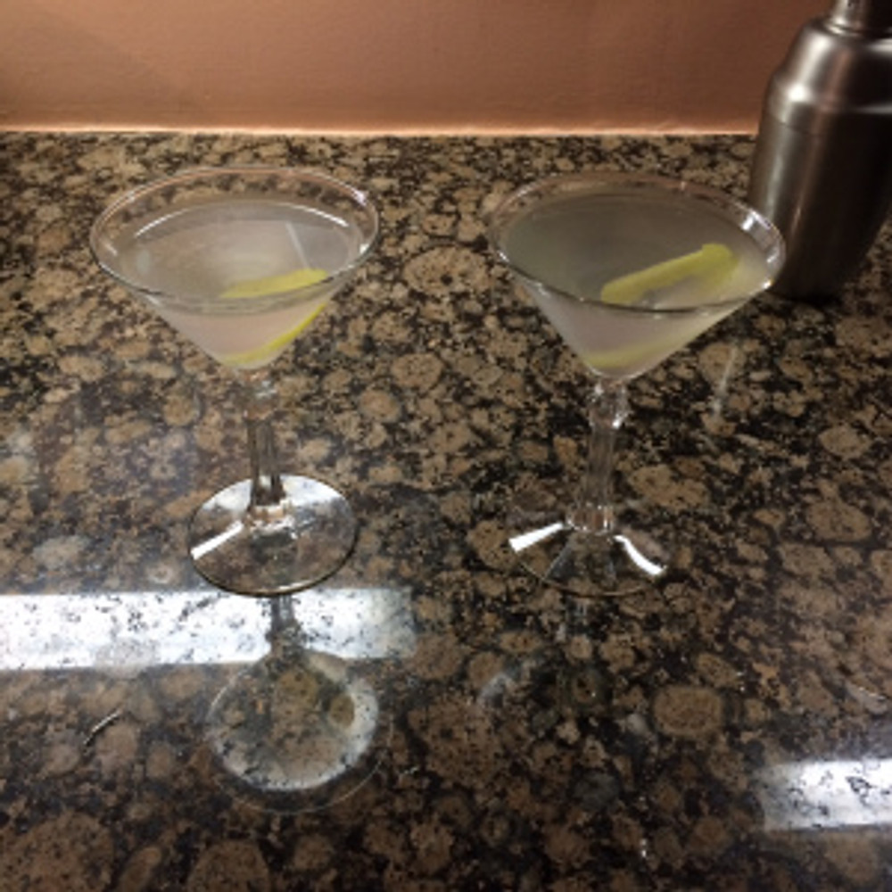 Green Hat Martinis