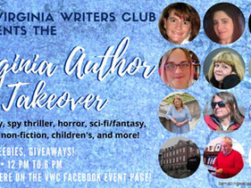 Virgina Author Takeover