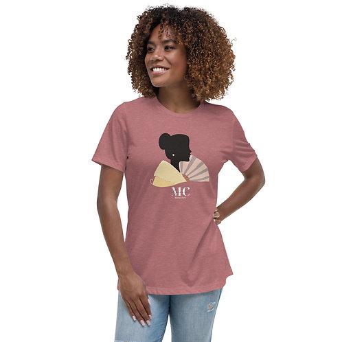 Women's Relaxed T-Shirt Maria Clara Filipiniana