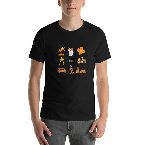 Unisex t-shirt Philippines places