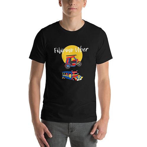 Unisex T-Shirt Filipino Uber