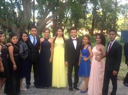 Graduados LEP 2012-16
