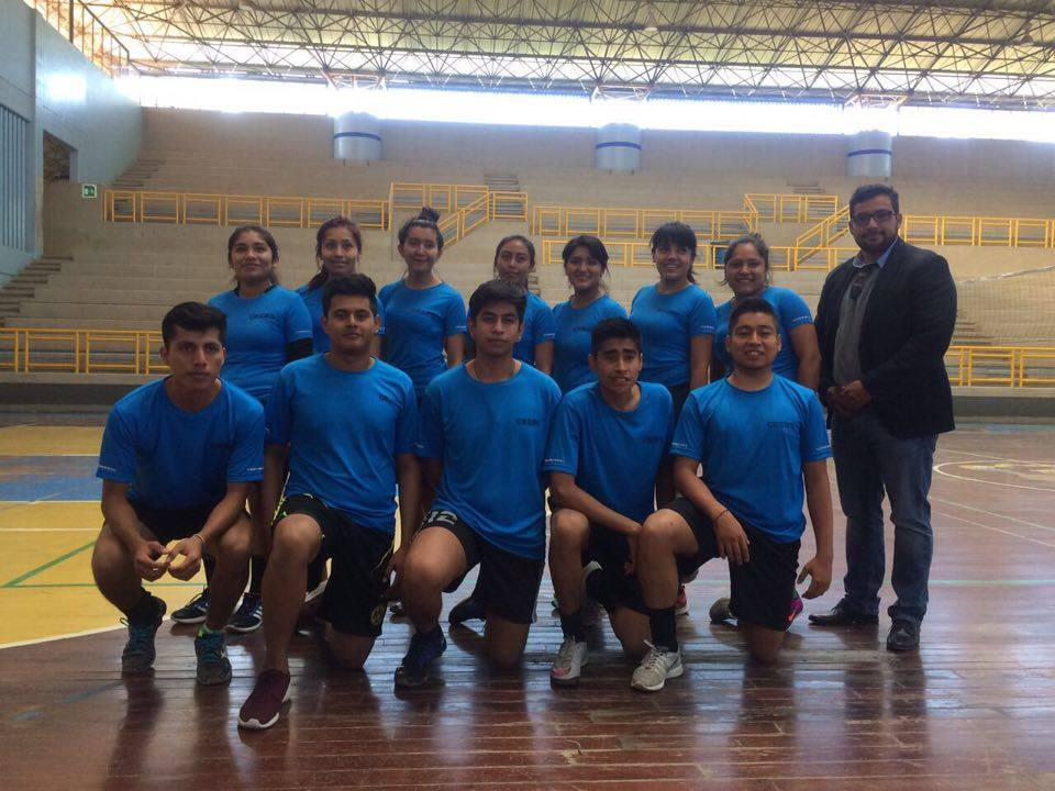 Equipo de volleyball