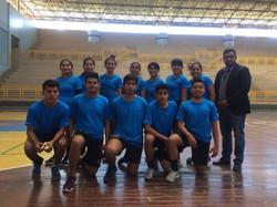 Equipo de volleyball
