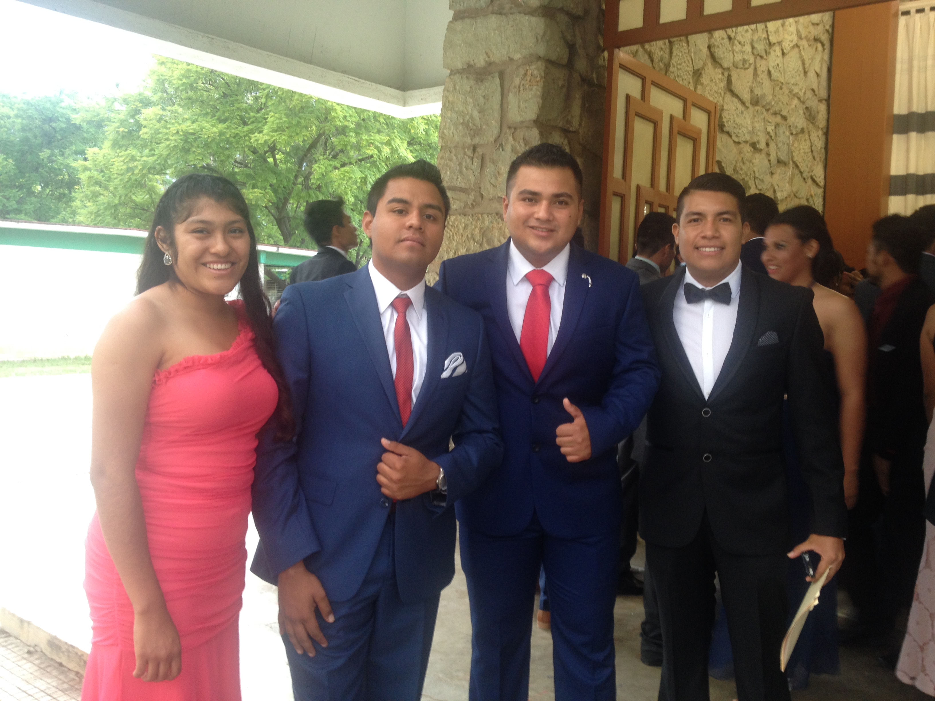 Graduados LEf 2012-16
