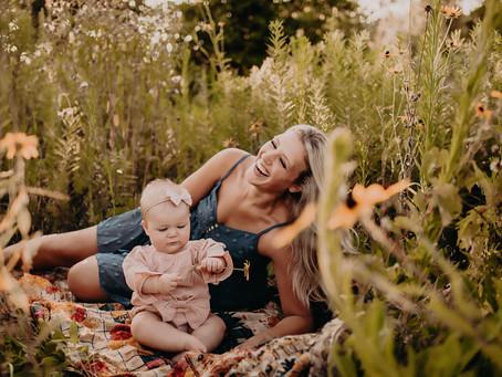 Motherhood is Bliss