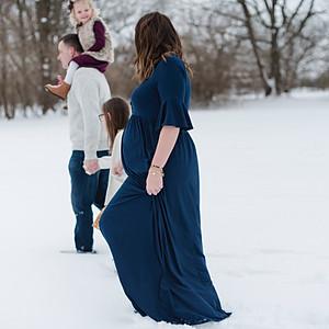 Maternity - Gilliland Family