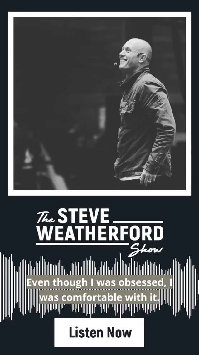 Check out todays episode on The Steve Weatherford Podcast! https://itunes.apple.com/us/podcast/getting-out-of-the-ritual-and-routine-trap-with-rex-crain/id1436670002?i=1000423671622&mt=2