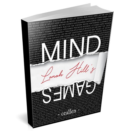Lanah Hill's Mind Games - ORDER NOW!