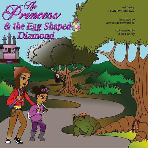The Princess and the Egg Shaped Diamond