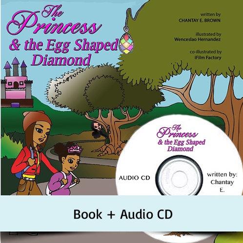 Book + Audio CD
