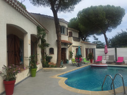Chambres d'hôtes naturistes Cap d'Agde