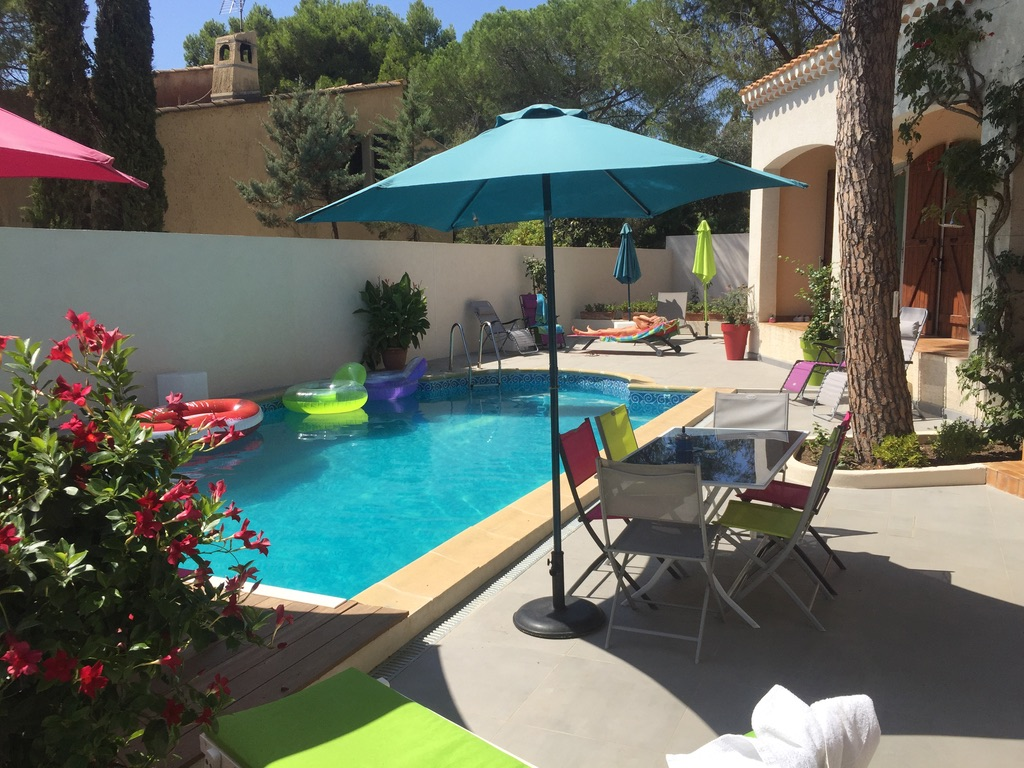 Villa PaulAna_piscine naturiste Cap d'Ag