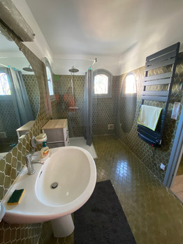 Villa PaulAna salle d'eau etage