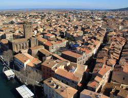 Agde, Sète, Béziers