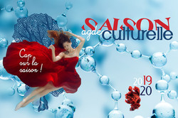 Agde saison culturelle 2019-2020