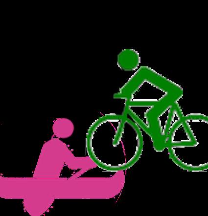 Balades à pied, en vélo, en kayak