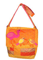 Birds of a Feather  FYT 401 Applique Bag Pattern