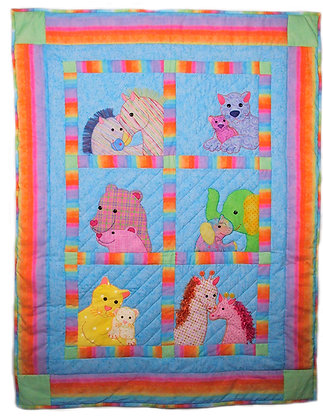 Mother's Day  FYT 305 Applique Quilt Pattern