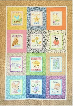 Emily's   FYT 0011 Applique Quilt Pattern