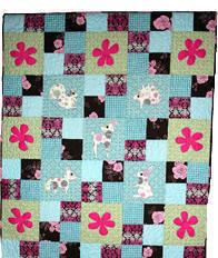 Tweeny Friends  FYT 908  Applique Quilt Pattern