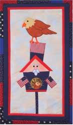 Air America  FYT 101 Applique Quilt Pattern
