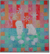 Cold Paws Warm Heart - FYT 508  Applique Quilt Pattern