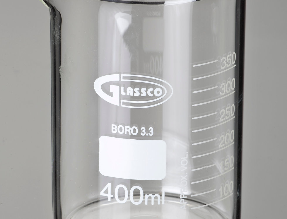 Beakers, Low Form with Spout, DIN/ISO