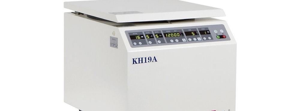 KH19A Innovative Bench-top High-Speed Centrifuge