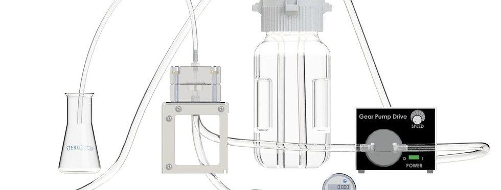 Innovator Volume Cross Flow Filtration Kit, 220V