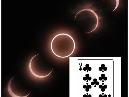 Solstice Solar Eclipse June 21, 2020