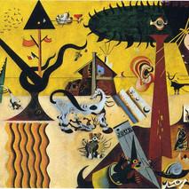 The Tilled Field, Joan Miro