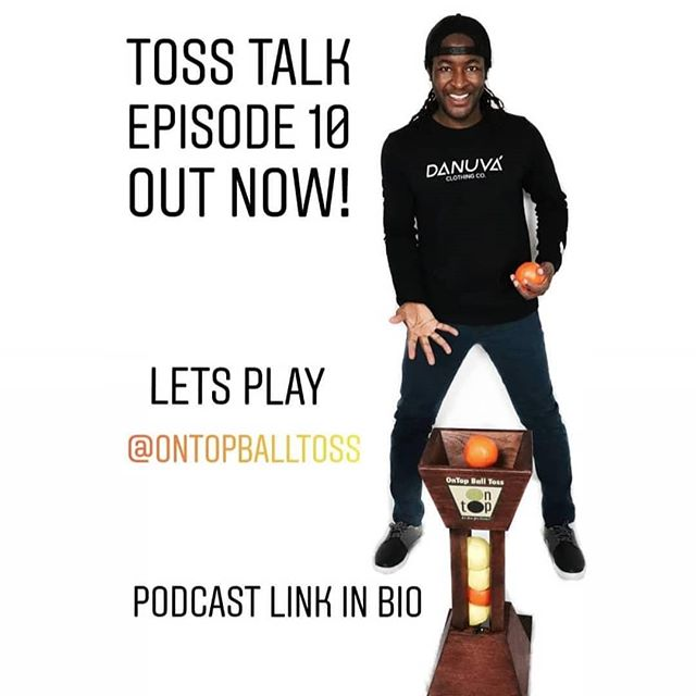 Be sure to listen to the latest Toss Tal
