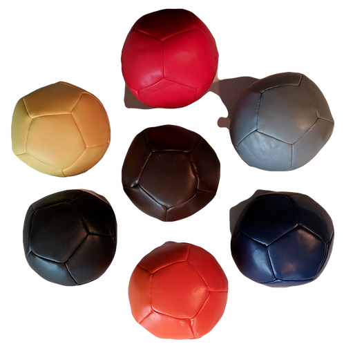 Extra Six Pack of Balls (2 colors x 3 Balls) OUT OF RED BALLS