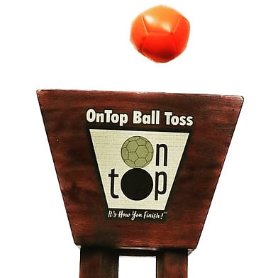 OnTop's tagline of _It's How You Finish!