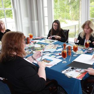 2020 Vision Board Lunch N Learn