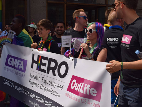 Opportunity to stand for LGBT HERO's Board of Directors